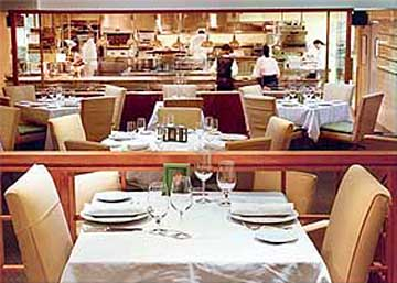 Dine at Citronelle in the Latham Hotel